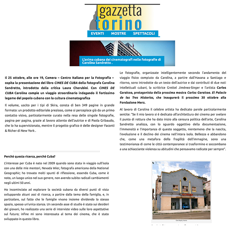 Gazzetta di Torino